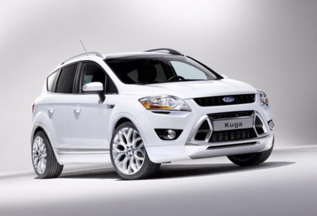 Noul Ford Kuga se lanseaza la Detroit
