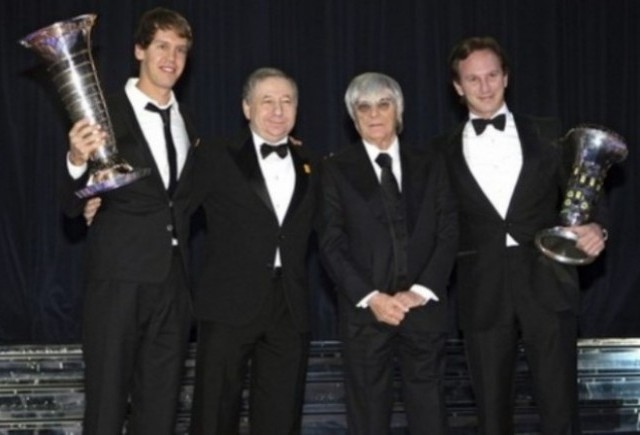 Vettel si Red Bull, premiati la Monaco