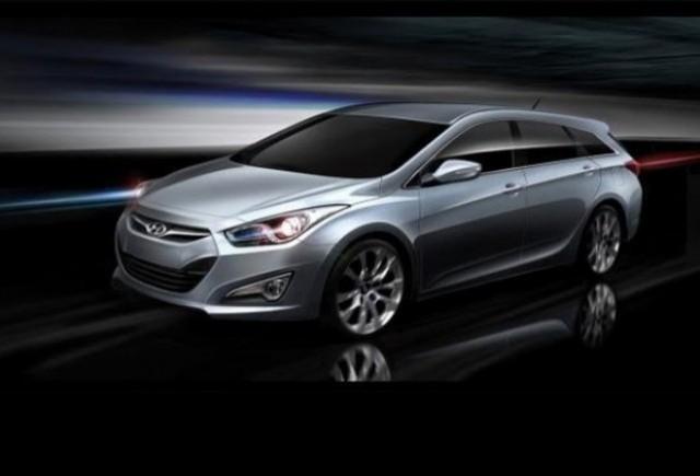 Iata noul Hyundai i40 combi!
