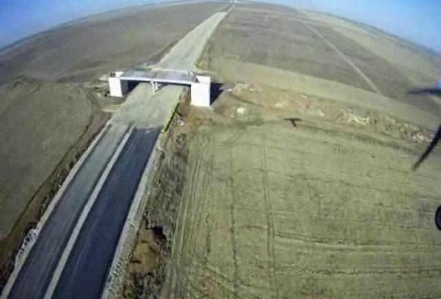S-a scumpit si autostrada