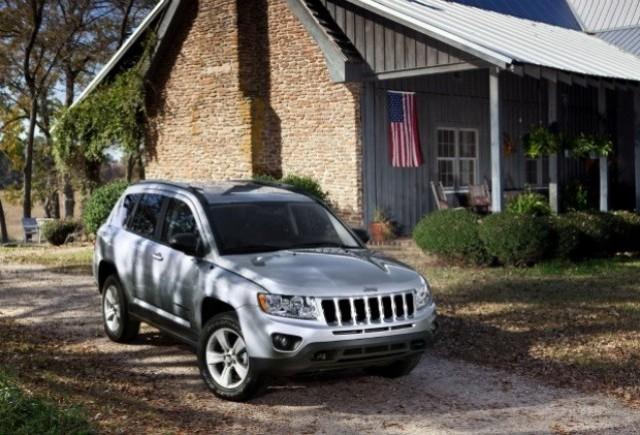 Iata noul Jeep Compass facelift!