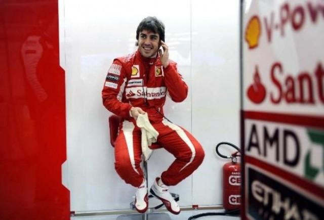 Alonso promite ca va slabi