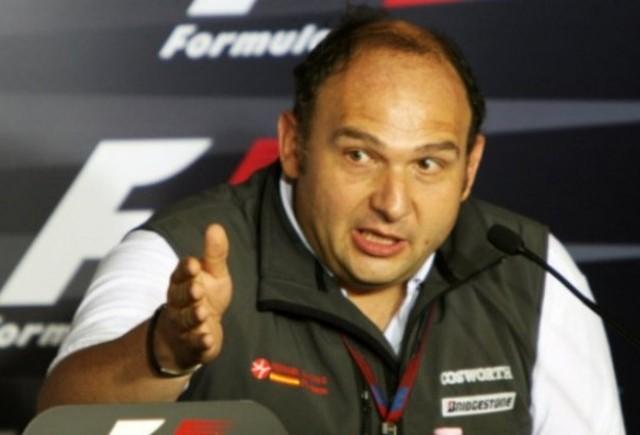 Boss-ul Hispania isi ataca pilotii din 2010