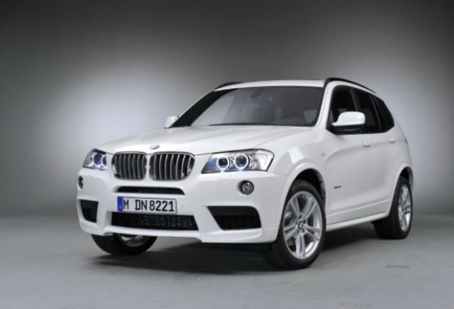 Noul BMW X3 primeste pachetul M Sports si propulsoare noi
