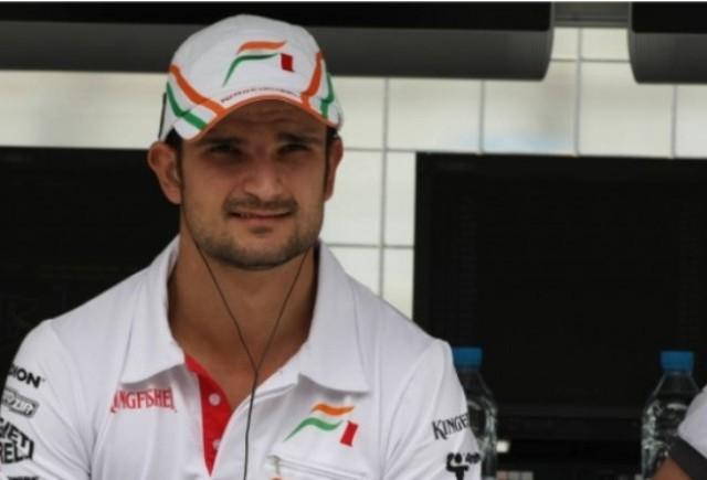 Liuzzi spune ca pozitia lui la Force India este sigura