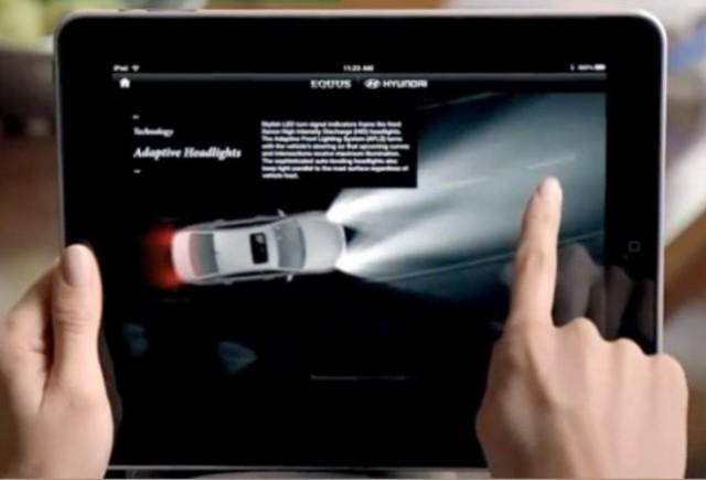 VIDEO: Hyundai prezinta manualul de utilizare al noului Equus