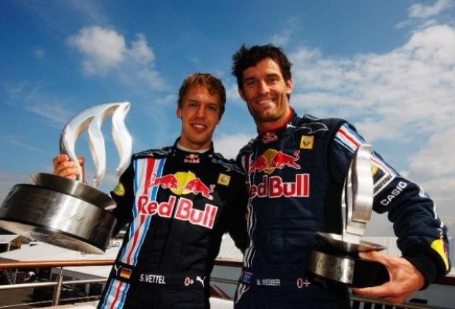 Webber: Gata cu conflictele intre mine si Vettel!