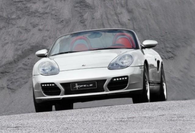 Porsche Boxter 986 tunat de Hofele-Design