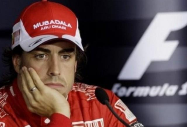 Alonso: Schimbarile de reguli vor dezavantaja Red Bull