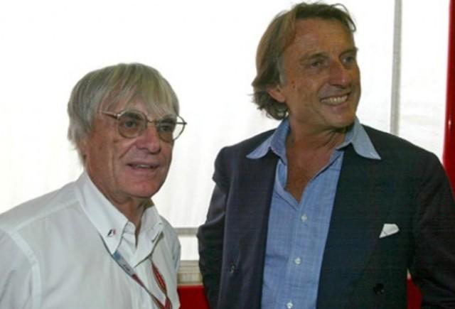 Montezemolo: Ecclestone este vital pentru Formula 1