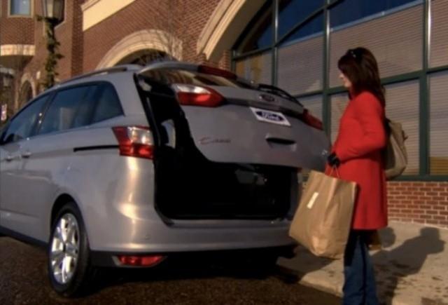VIDEO: Ford prezinta noul haion inteligent