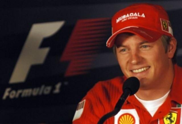 Raikkonen, tot mai departe de Formula 1