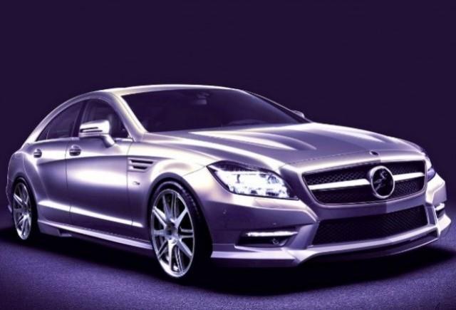 Noul Mercedes CLS tunat de Carlsson