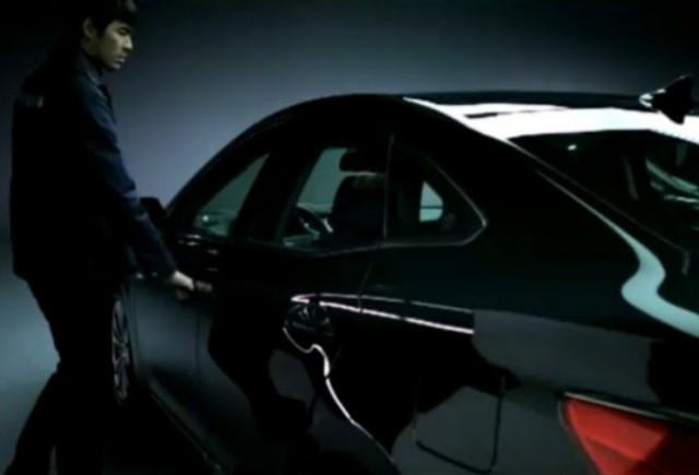 VIDEO: Primul promo Hyundai Grandeur