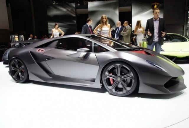 Lamborghini Sesto Elemento este de vanzare in Germania!