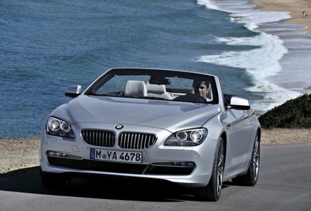 Trei premiere mondiale BMW la Detroit 2011