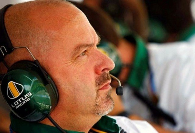 Gascoyne: Lotus se va bate cu marile forte in cinci ani
