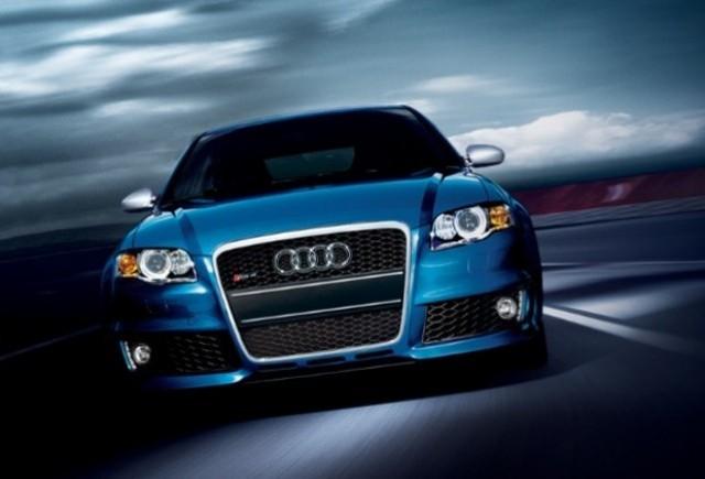 Noul Audi RS4 va primi un propulsor V8 TFSI
