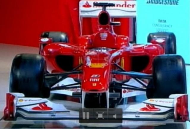 Lansarea noii masini Ferrari va avea loc la sfarsitul lunii ianuarie