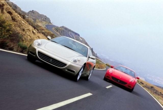 Ferrari va prezenta la Geneva conceptul Scaglietti break
