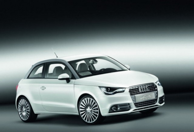 A1 E-tron este samanta de scandal intre Audi si WV