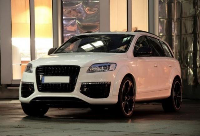 Audi Q7 V12 TDI tunat de Anderson Germany