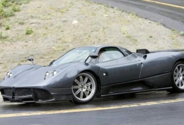 Noul supercar Pagani s-ar putea numi Huayra