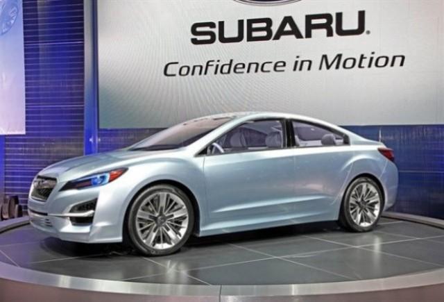 Subaru doreste sa improspateze gama de modele