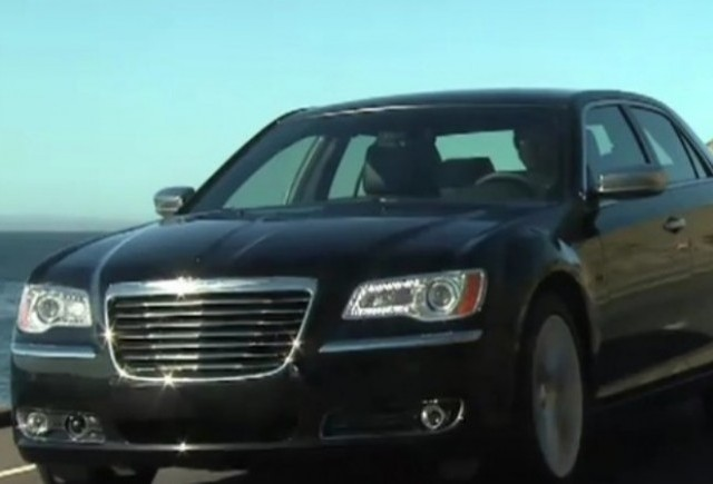 VIDEO: Noul Chrysler 300 in actiune