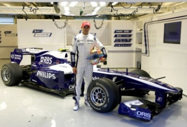 Williams va face o demonstratie in Venezuela