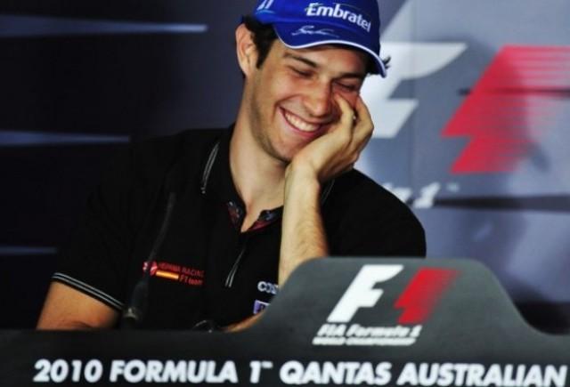 Senna va sta pe bara in 2011