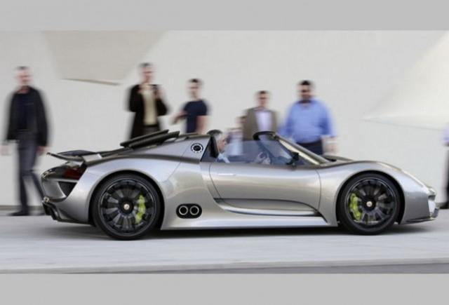 OFICIAL: Porsche va prezenta un concept-car la Detroit 2011