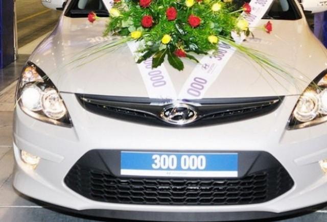 Hyundai 300.000!
