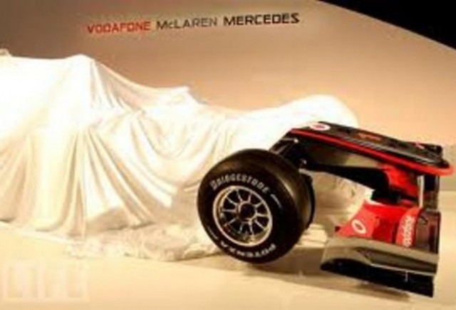 Noul McLaren va fi lansat pe 4 februarie
