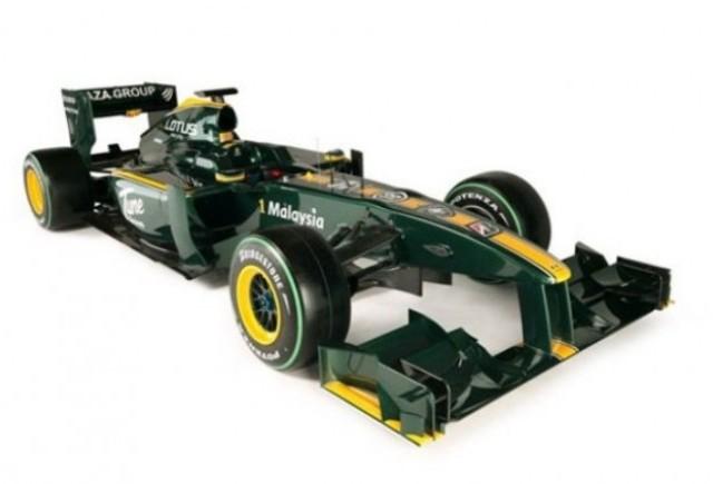 Lotus va lansa noua masina la Valencia