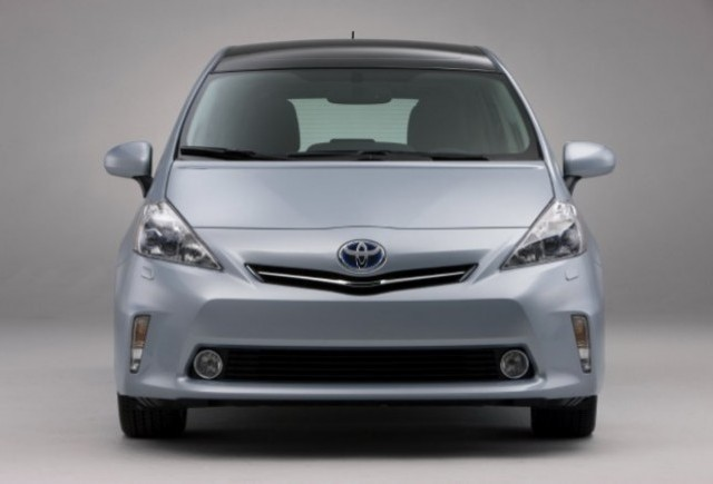 Detroit 2011: Iata noul Toyota Prius V!