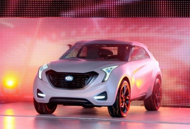 Detroit LIVE: Hyundai prezinta conceptul Curb