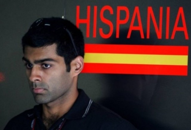 Hispania se gandeste sa-l dea in judecata pe Chandhok