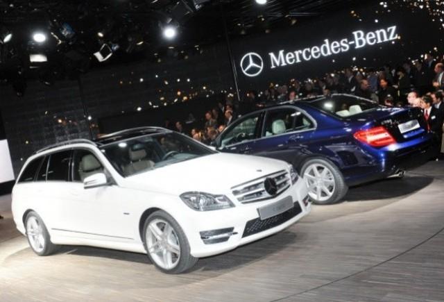 Detroit LIVE: Iata noul Mercedes C Klasse facelift!