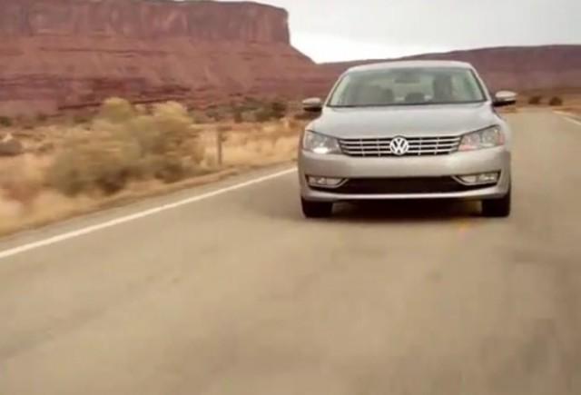 VIDEO: Volkswagen prezinta noul Passat destinat pietei americane