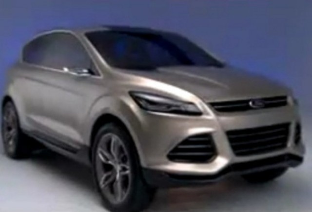 VIDEO: Iata noul concept Ford Vertrek!