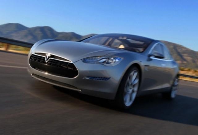 OFICIAL: Tesla Model S disponibil in 2012