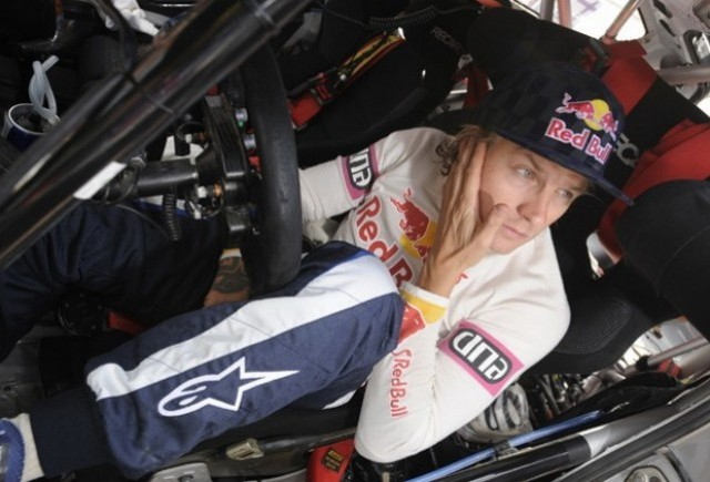 Kimi Raikkonen si-a facut propria echipa de WRC
