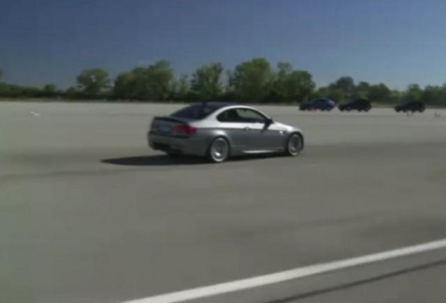 VIDEO: BMW prezinta Zona 51