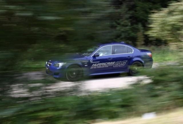 BMW M5 GS, cea mai rapida masina alimentata cu GPL