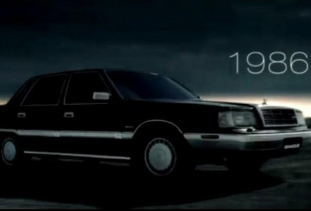 VIDEO: Hyundai prezinta istoria modelului Grandeur