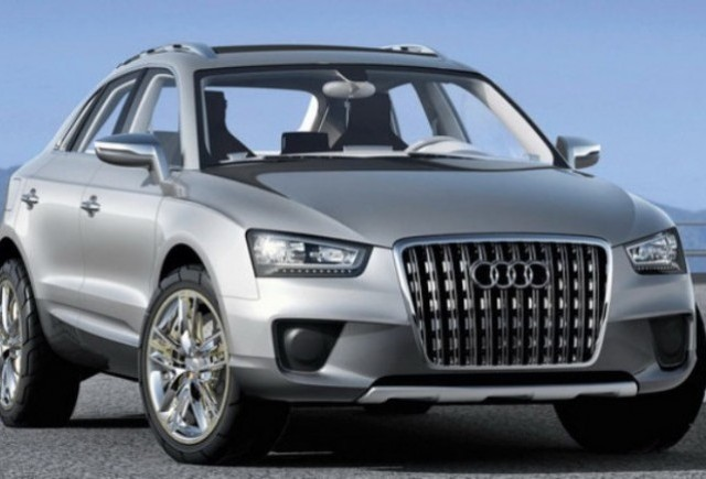ZVON: Noul Audi Q3 ar putea debuta in toamna