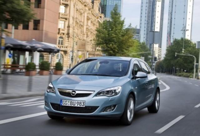 Noul Opel Astra EcoFlex primeste sistemul Start and Stop