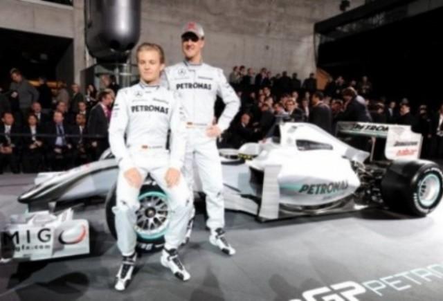 Noul Mercedes va fi lansat pe 1 februarie