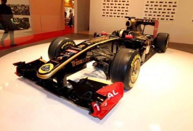 Renault va concura sub licenta britanica